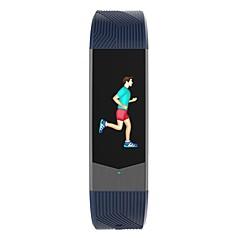 tanie Inteligentne zegarki-Inteligentny zegarek Inteligentne Bransoletka YY-CPD30 na Android iOS Bluetooth Pomiar ciśnienia krwi Interfejs 3D Krokomierze Lokalizator Kontrola APP Pulsometr Krokomierz Powiadamianie o połączeniu