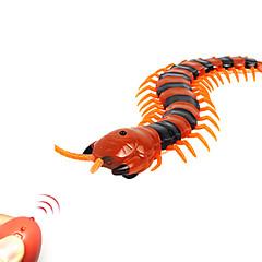 economico Giocattoli e Giochi-Giocattoli scherzo Animale radiocomandato Giocattoli Centopiedi millepiedi Creepy-crawly Telecomando Simulazione Plastica ABS 1 Pezzi