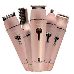 billige Barbering og hårfjerning-Factory OEM Hair Trimmers til Damer og Herrer 100-240 V Avtagbar / Lav lyd / Multifunktion / Lett og praktisk / Trådløs bruk