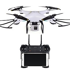 cheap RC Quadcopters & Multi-Rotors-RC Drone SG-600 4 Channel 6 Axis 2.4G With HD Camera 0.3MP/2.0MP 480P/720P RC Quadcopter One Key To Auto-Return Headless Mode 360°Rolling