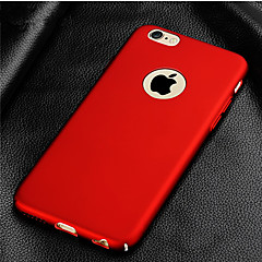 cheap Cell Phone Accessories-Case For Apple iPhone 8 iPhone 8 Plus iPhone 5 Case iPhone 6 iPhone 7 Plating Back Cover Solid Color Hard PC for iPhone 8 Plus iPhone 8