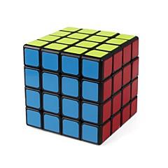 tanie Kostki Rubika-Kostka Rubika 1 SZT MoYu D0913 Tęczowa kostka 4*4*4 Gładka Prędkość Cube Magiczne kostki Puzzle Cube Błyszczące Moda Prezent Dla obu płci