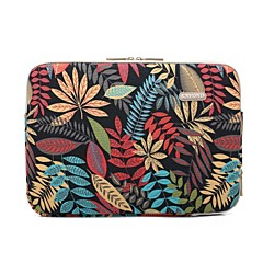 "baratos Luvas Notebook-Tela de pintura Árvores / Folhas Folha Mangas Laptop de 15 polegadas Laptop 14 "" Laptop 13 "" Laptop 11 """