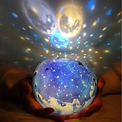tanie Odstresowywacze-LT.Squishies Oświetlenie LED / Lampka projekcyjna Romans / Rozgwieżdżone niebo Świecące w ciemności Plastik ABS klasy A Dla dzieci Prezent