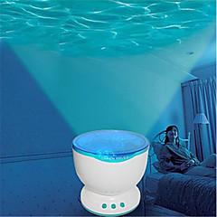 Χαμηλού Κόστους DIY παιχνίδια-Calming Autism Sensory LED Light Φωτισμός LED Φωτιστικό προτζέκτορας Ρομάντζο Στρες και το άγχος Αρωγής Πλαστικό Περίβλημα Δώρο