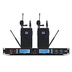 cheap Microphones-KAXISAIER NE601 Wireless Microphone Kit Dynamic Microphone Outfits For Conference Microphone