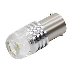 billige Baklys til bil-SO.K 2pcs 1156 Motorsykkel / Bil Elpærer 3 W Integrert LED 600 lm 1 LED Tåkelys / Dagkjøringslys / Blinklys For Universell Alle år