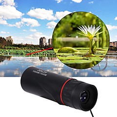 cheap Binoculars, Monoculars & Telescopes-10X25mm Monocular Portable / Night Vision Asus BAK4 Multi-coated 96/1000m Camping / Hiking / Hunting / Trail Plastic Shell