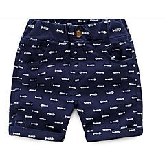 billige Drengebukser-Børn Drenge Prikker Shorts