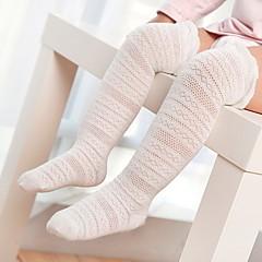 billige Undertøj og sokker til piger-Baby Pige Trykt mønster Undertøj og strømper