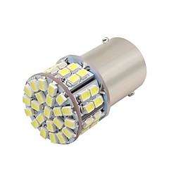 billige Kjørelys-SO.K 10pcs 1156 / BA15S Motorsykkel / Bil Elpærer 3 W SMD 3020 200 lm 50 LED Tåkelys / Dagkjøringslys / Blinklys For Universell Alle år