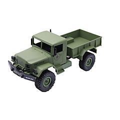 billige Fjernstyrte biler-Radiostyrt Bil M35-A2 2.4G Trailer 1:16 KM / H