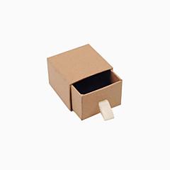baratos Miçangas & Fabricação de Bijuterias-Forma Geométrica Caixas de Jóias - Simples, Básico Como a Imagem 3 cm 9 cm 7 cm