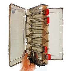 billige Fiskegrejer Kasser-Fiskegrejer Kasser Utstyrskasse Vanlig 2 Brett Plastikker