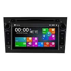 cheap Car DVD Players-7inch 2 DIN HD 1080P Windows CE 6.0 Car DVD Player  for Opel Built-in Bluetooth / GPS / RDS 617 DVD-R / RW / CD-R / RW / VCD
