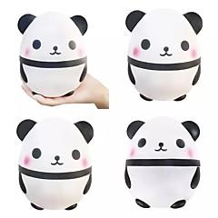 billiga Leksaker och spel-MINGYUAN Stresslindrande leksaker Panda omvandlings / Dekompressionsleksaker / Vackert 1pcs Alla Present