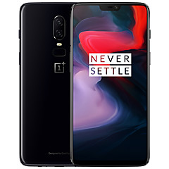 "cheap Phones & Tablets-ONEPLUS 6 6.28 inch "" 4G Smartphone (8GB + 128GB 20+16 mp Snapdragon 845 3300 mAh mAh) / Dual Camera"