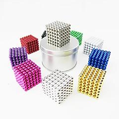 tanie Zabawki magnetyczne-216 pcs Zabawki magnetyczne Magnetyczna zabawka Kulki magnetyczne Zabawki magnetyczne Przeciwe stresowi i niepokojom Zabawka na koncentrację Zabawki biurkowe Dla nastolatków / Średniozaawansowany Dla