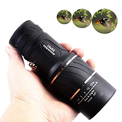 cheap Binoculars, Monoculars & Telescopes-16X52mm Monocular Night Vision Asus BAK4 Multi-coated 8000m Independent Focus Camping / Hiking Hunting Trail Aluminium Alloy 7005