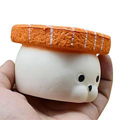 tanie Odstresowywacze-LT.Squishies Zabawki do ściskania Gadżety antystresowe Niedźwiedź Przeciwe stresowi i niepokojom Miękki Zabawki dekompresyjne 1 pcs Dziecięce Wszystko Dla chłopców Dla dziewczynek Zabawki Prezent