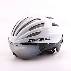 cheap Bike Helmets-CAIRBULL Bike Helmet 28 Vents CE Certified CE EN 1077 Cycling Adjustable Full-Face Mountain Visor Ultra Light (UL) Sports PC EPS Road