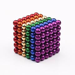 ieftine Jucării Magnet-216 pcs Jucării Magnet Jucărie magnetică / bile magnetice / Jucării Magnet Stres și anxietate relief / Focus Toy / Birouri pentru birou Intermediar Cadou