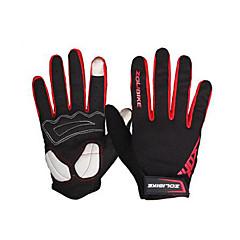 tanie Rękawiczki motocyklowe-ZOLI Pełny palec Dla obu płci Rękawice motocyklowe Tkanina Ekran dotykowy / Szybkie wysychanie / Oddychający