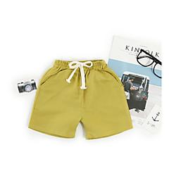 billige Babyunderdele-Baby Pige Gade Geometrisk Bomuld Bukser