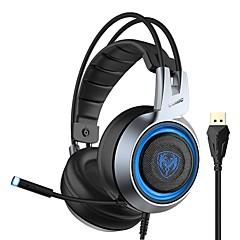 billiga Headsets och hörlurar-Somic G951 Öronkrok / Headband PC Hörlurar Hörlurar Plastskal Spel Hörlur Kreativ / Häftig headset