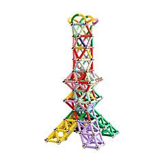tanie Klocki magnetyczne-Magnetyczne pałeczki 320 pcs Kreatywne Transformable / Interakcja rodziców i dzieci Wszystko Prezent