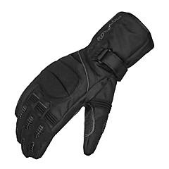 tanie Rękawiczki motocyklowe-MOTOBOY Pełny palec Dla obu płci Rękawice motocyklowe Tkanina Oxford / Skórzany / Bawełna Wodoodporny / Utrzymuj ciepło / Wodoodporność