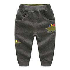 billige Gutteklær-Baby Gutt Trykt mønster Shorts