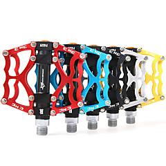 Χαμηλού Κόστους Ανταλλακτικά Ποδηλάτου-Πετάλια Ποδηλασία / Ποδήλατο Βουνού / Ποδήλατο Δρόμου Πολύ Ελαφρύ (UL) Κράμα αλουμινίου - 2 pcs Ασημί / Κόκκινο / Μπλε