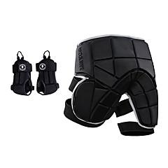 tanie Wyposażenie ochronne-WOSAWE Motocykl ochronny na Spodnie / Podpórki Unisex Oksford / Lycra / Eva Odporny na wstrząsy / Ochrona / Łatwe ubieranie