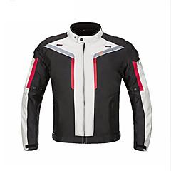 tanie Kurtki motocyklowe-RidingTribe JK-40 Ubrania motocyklowe Ceket na Męskie Tkanina Oxford / Nylon Zima Wodoodporne / Odporność na zurzycie / Ochrona