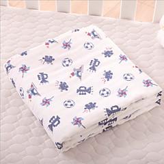 baratos Acessórios para Crianças-Recém-Nascido Unisexo Desenho Animado Cobertor