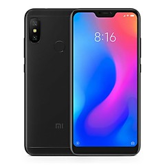 "abordables Téléphones Portables-Xiaomi Mi A2 Lite Global Version 5.84 pouce "" Smartphone 4G (4GB + 32GB 5 mp / 12 mp Qualcomm Snapdragon 625 4000 mAh mAh)"