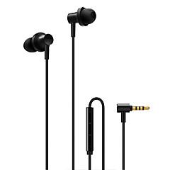 billiga Headsets och hörlurar-Xiaomi Xiaomi 2 I öra Kabel Hörlurar Hörlurar Koppar Mobiltelefon Hörlur mikrofon headset