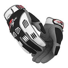 baratos Luvas de Motociclista-PRO-BIKER Dedo Total Unisexo Motos luvas Microfibra / Elastano Licra Respirável / Profissional