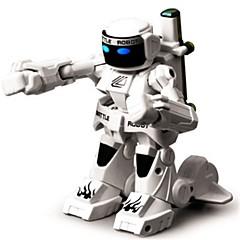 baratos -RC Robot Brinquedo de RC Vehicles / Conjunto de sistema de controle de acesso 2.4G Plásticos Mini / Controle Remoto Não