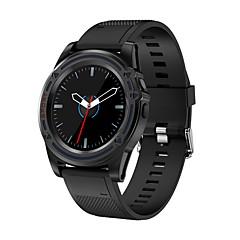 tanie Inteligentne zegarki-KING WEAR DT18 Inteligentny zegarek Android Bluetooth Wodoodporny Ekran dotykowy Odbieranie bez użycia rąk Kamera Informacje Krokomierz Powiadamianie o połączeniu telefonicznym Rejestrator aktywności