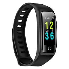 tanie Inteligentne zegarki-Inteligentne Bransoletka CB606 na Android iOS Bluetooth Wodoodporny Pulsometry Pomiar ciśnienia krwi Długi czas czuwania Rejestr ćwiczeń Krokomierz Powiadamianie o połączeniu telefonicznym / Budzik