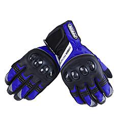tanie Rękawiczki motocyklowe-Madbike Pełny palec Unisex Rękawice motocyklowe Mieszane materiały Wodoodporny / Wodoodporność / Ochronne