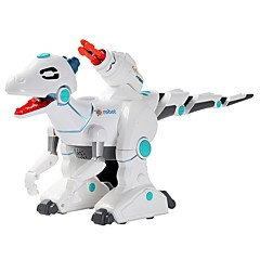 baratos -RC Robot Eletrônica Kids ' Infravermelho ABS + PC Electrónico / Elétrico / Bonitinho e fofinho / Segurança Não