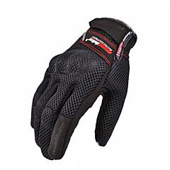 baratos Luvas de Motociclista-Madbike Dedo Total Unisexo Motos luvas Mistura de Material Respirável / Anti-desgaste / Protecção