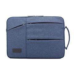 """tanie Torby na laptopa-Nylon Jednolity kolor Rękawy 13 """"Laptop / 14 """"Laptop / 15 """"Laptop"""