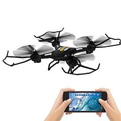 billige Fjernstyrte quadcoptere og multirotorer-RC Drone XINGYUCHUANQI S16 RTF 4 Kanaler 6 Akse 2.4G Med HD-kamera 3.0 720P Fjernstyrt quadkopter En Tast For Retur / Hodeløs Modus / Flyvning Med 360 Graders Flipp Fjernstyrt Quadkopter / Sveve