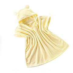 billiga Handdukar och badrockar-Överlägsen kvalitet Badrock, Geometrisk Polyester / Bomull Blandning Badrum 1 pcs