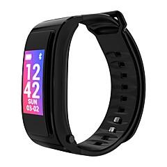 tanie Inteligentne zegarki-JSBP YY-IY3 Inteligentne Bransoletka Android iOS Bluetooth Sport Wodoodporny Pulsometry Ekran dotykowy Spalonych kalorii Stoper Krokomierz Powiadamianie o połączeniu telefonicznym Rejestrator