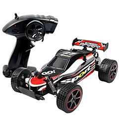 tanie RC Cars-RC samochodów 23212 2,4G Samochód Terenowy / Samochód wyścigowy / Wysoka prędkość 1:20 Szczotkowy 60 km/h Pilot zdalnego sterowania / Można ładować / Elektryczny